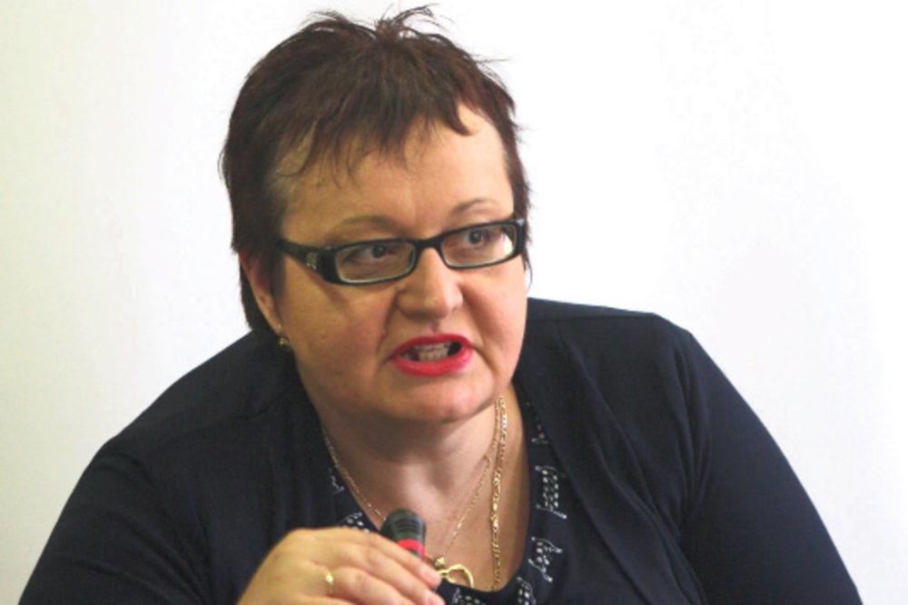 Tatjana Radosavljevic, lekarska komora Srbije, beta