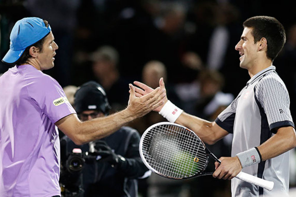 Novak Đoković izgubio od Tomasa Hasa