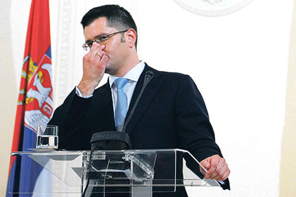Vuk Jeremić, Miroslav Mišković, novac, firm NBGP Propertis