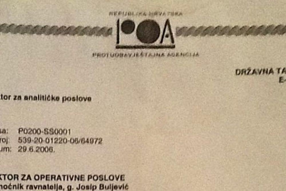 Hrvatska diskredituje svedoke