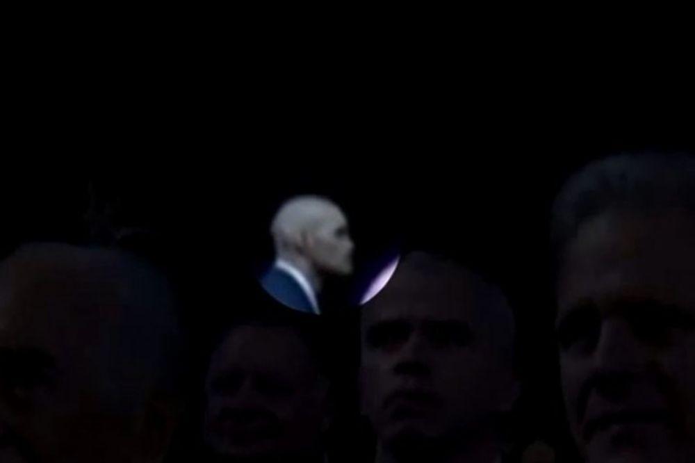 Bela kuća, Barak Obama, vanzemaljac, reptilijanac,