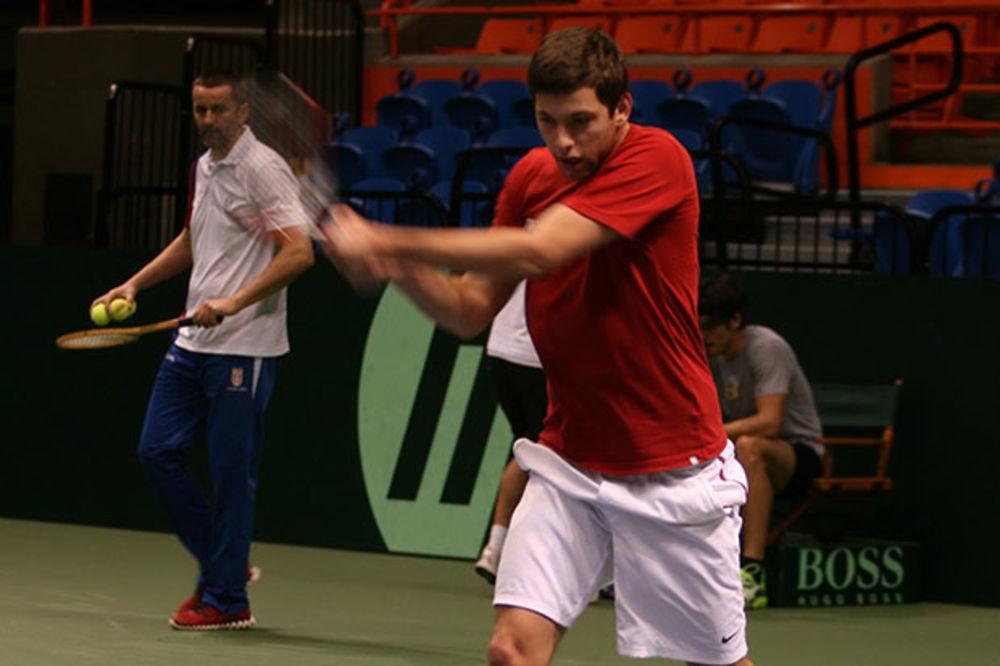 USPELI SU: Krunićeva i Krajinović u glavnom žrebu US Opena