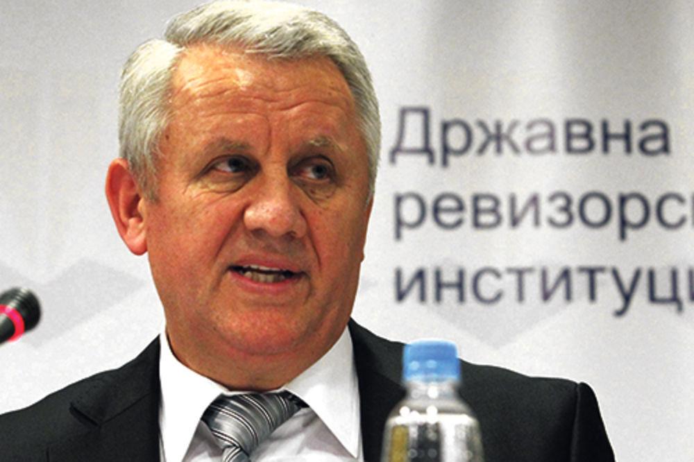 državni revizor, Radoslav Sretenović, prijave, političari
