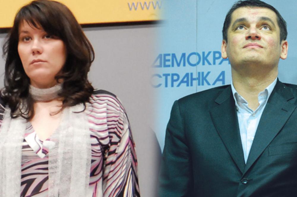 Tamara Tripić, Dušan Elezović, DS, demokrate, Razvojna banka Srbije, kredit