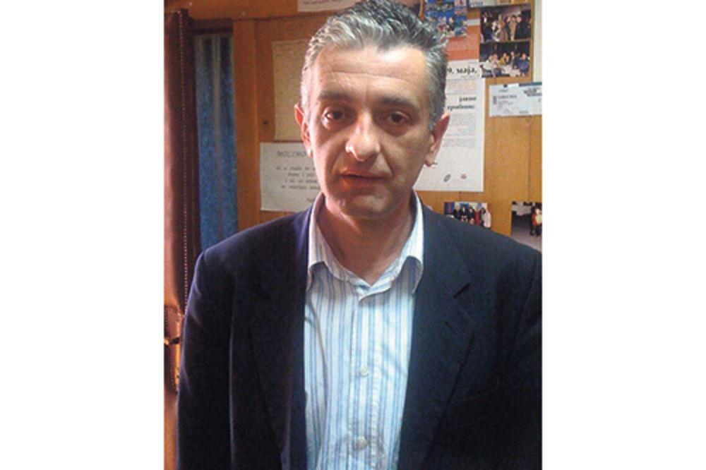 predsednik opštine Kovin, Slavko Branković, DS, demokrate, napušta DS, napušta s