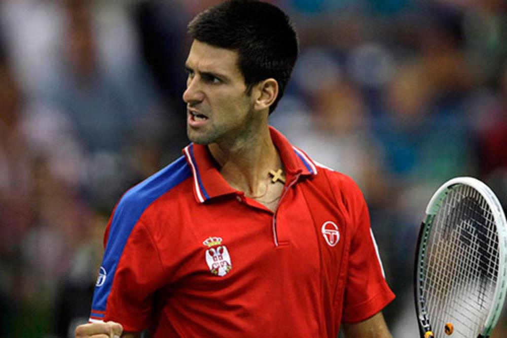 (VIDEO) DABOGDA SE PONOVILO: Pogledajte kako je Novak pobedio Hrvate u Splitu