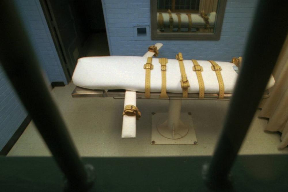 UBICA PRED IZVRŠENJE SMRTNE KAZNE: Život je smrt, a smrt je život