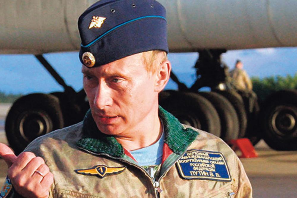 U iskušenju: Vladimir Putin