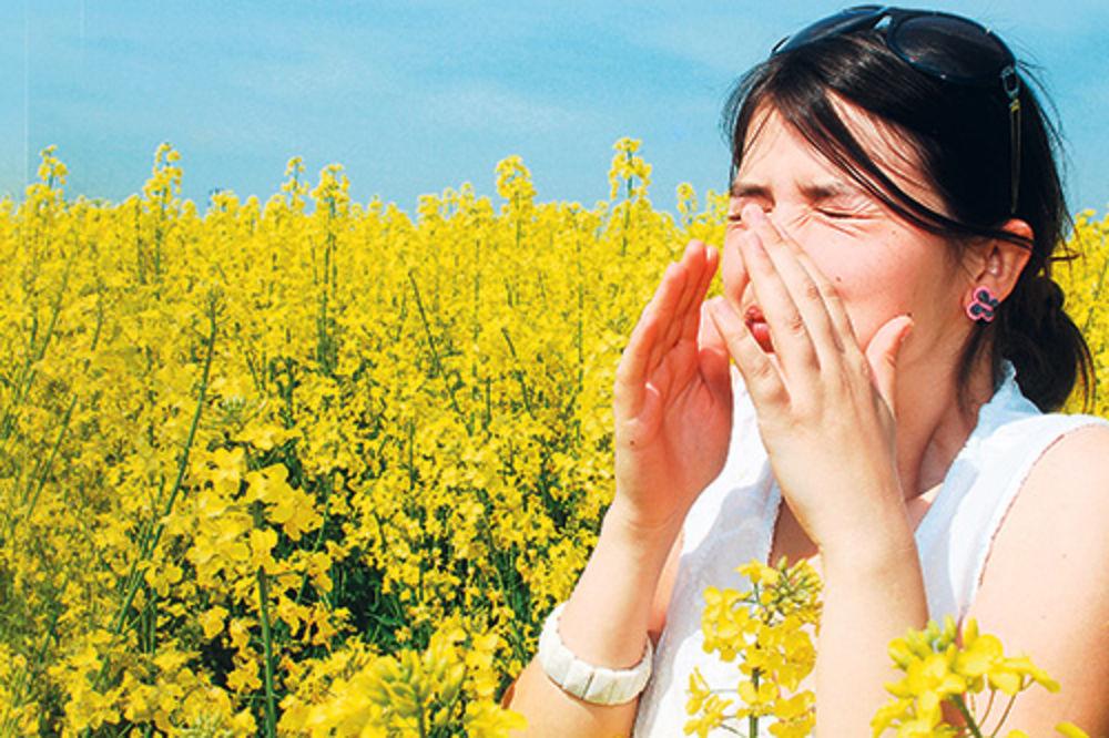 alergije, dečje alergije, imunitet, lečenje