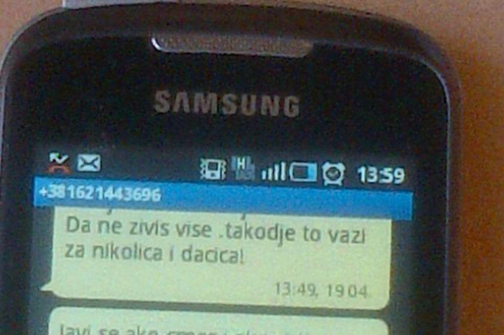 pretnje Aleksandru Vučiću