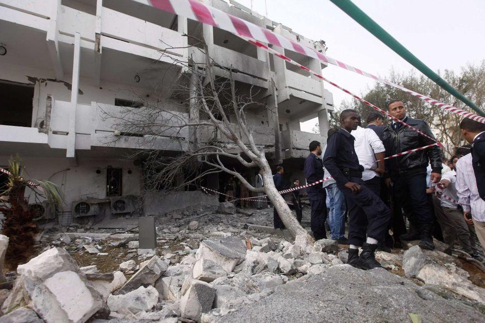 HITNO NAPUŠTANJE: SAD evakuisale ambasadu u Libiji!