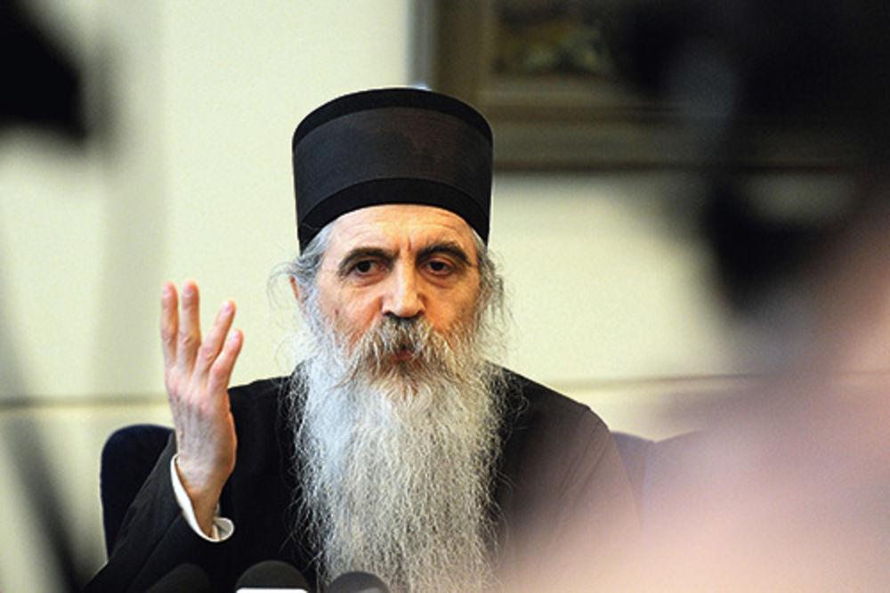 EPISKOP BAČKI IRINEJ: SPC je zadovoljna zbog susreta pape i patrijarha Kirila