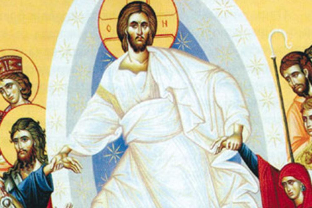 SREĆAN VASKRS: Hristos vaskrse, vaistinu vaskrse!