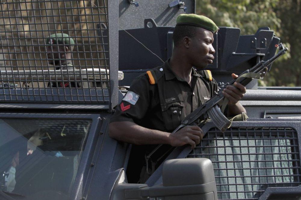 nigerija, policija, foto rojters