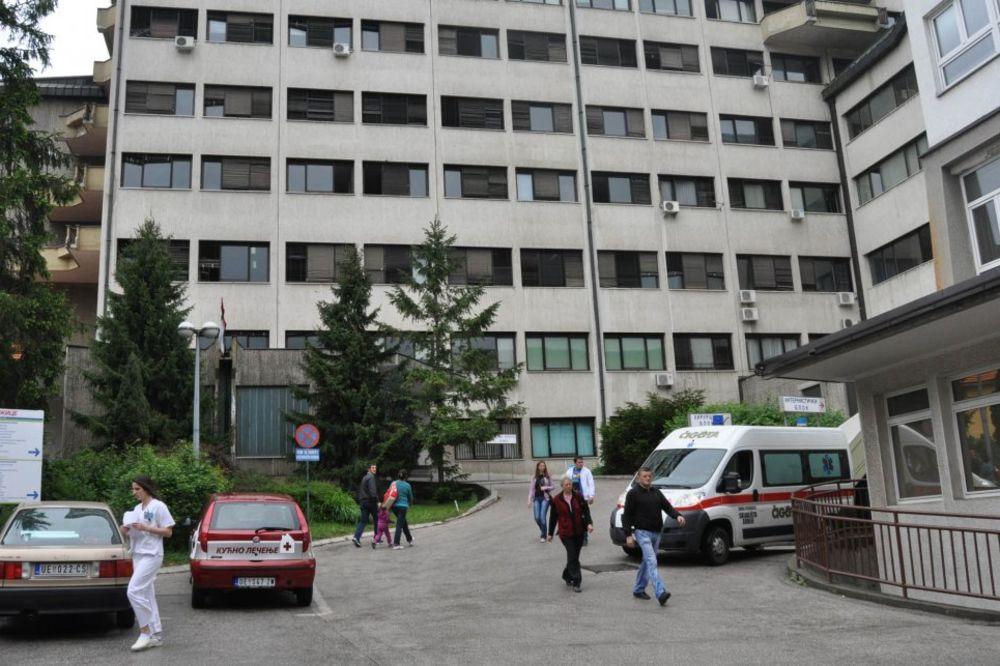 opšta bolnica, užice, foto Zoran Šaponjić
