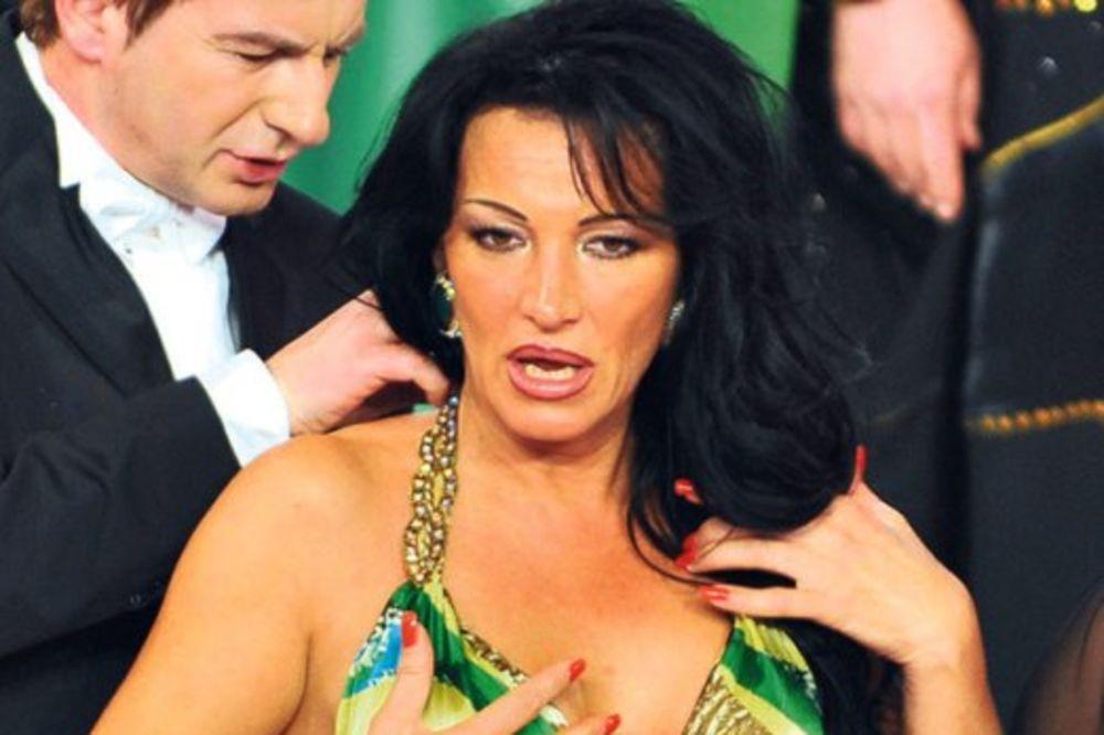 Goca Božinovska: Us.ala sam se u gaće!