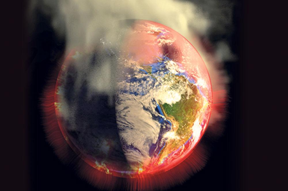 ugljen-dioksid, planeta Zemlja