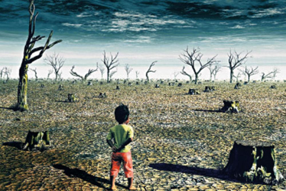 ZBOG NJIH SU NESTAJALE CIVILIZACIJE: Prete nam ogromne suše koje će trajati decenijama!