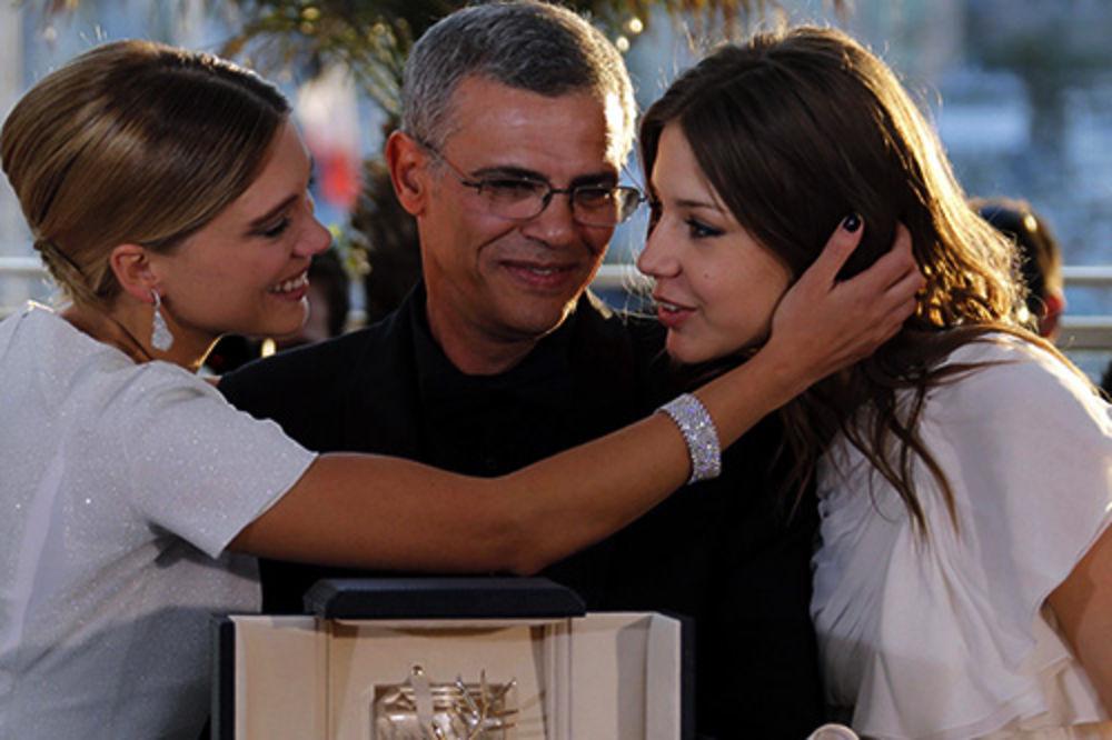 FESTIVAL U KANU: Lezbijska ljubavna priča dobitnik Zlatne palme