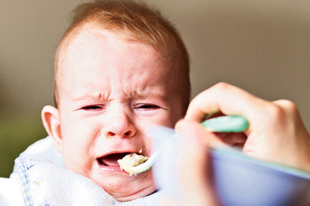 GM hrana za bebe, genetski modifikovana hrana, izemnjeni sastojci, Srbija
