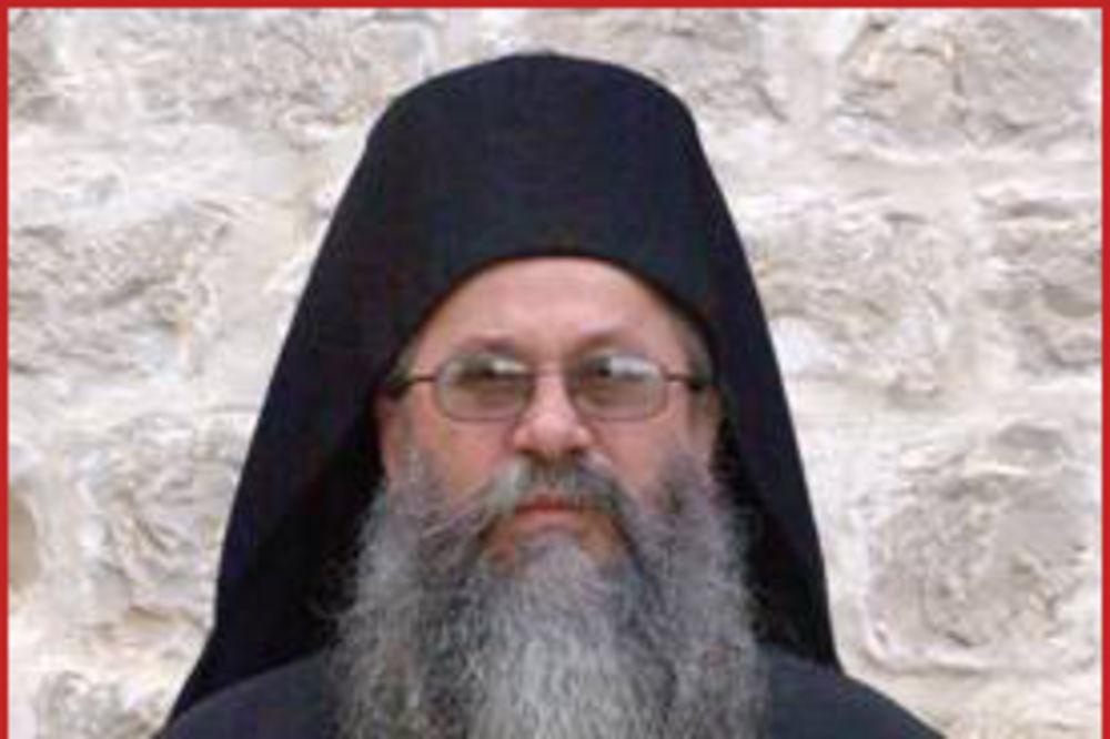 VLADIKA HRIZOSTOM: Na Svetog Vasilija prizvao milost božju za srpski narod