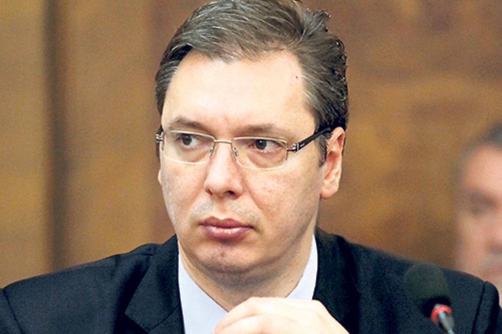 NEZAPAMĆENA AVIONSKA NESREĆA U RUSIJI: Vučić uputio telegram saučešća Medvedevu