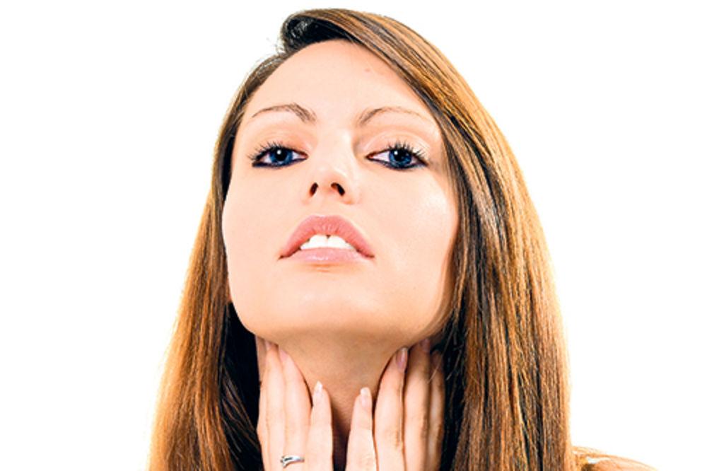 štitna žlezda,  štitasta žlezda, endokrinologija, shutterstock