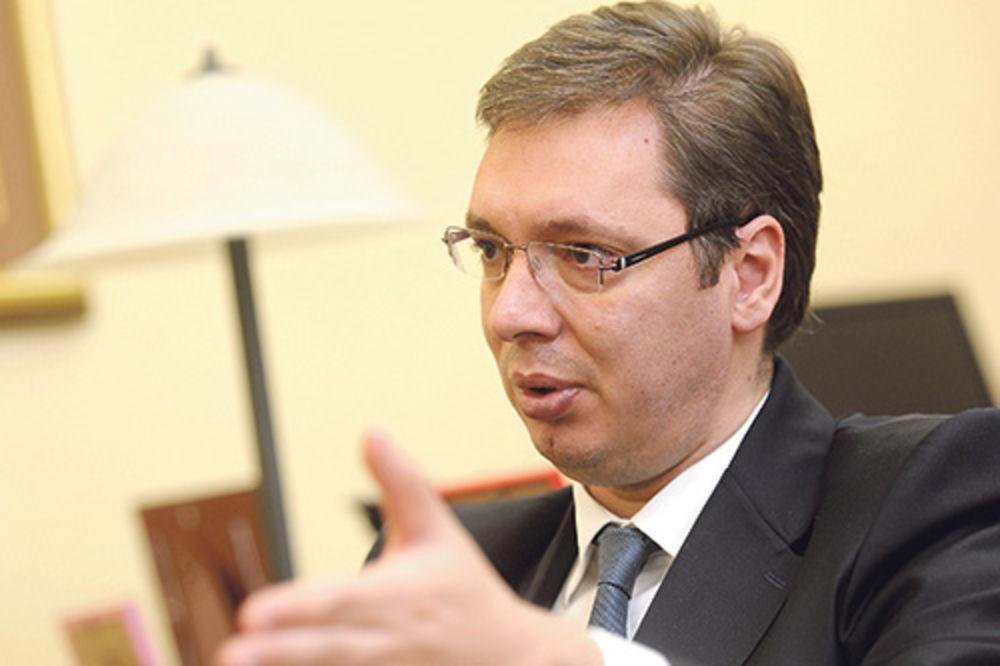 VUČIĆ: EU ne traži da uvedemo sankcije Rusiji, a Srbija to ne bi ni uradila!