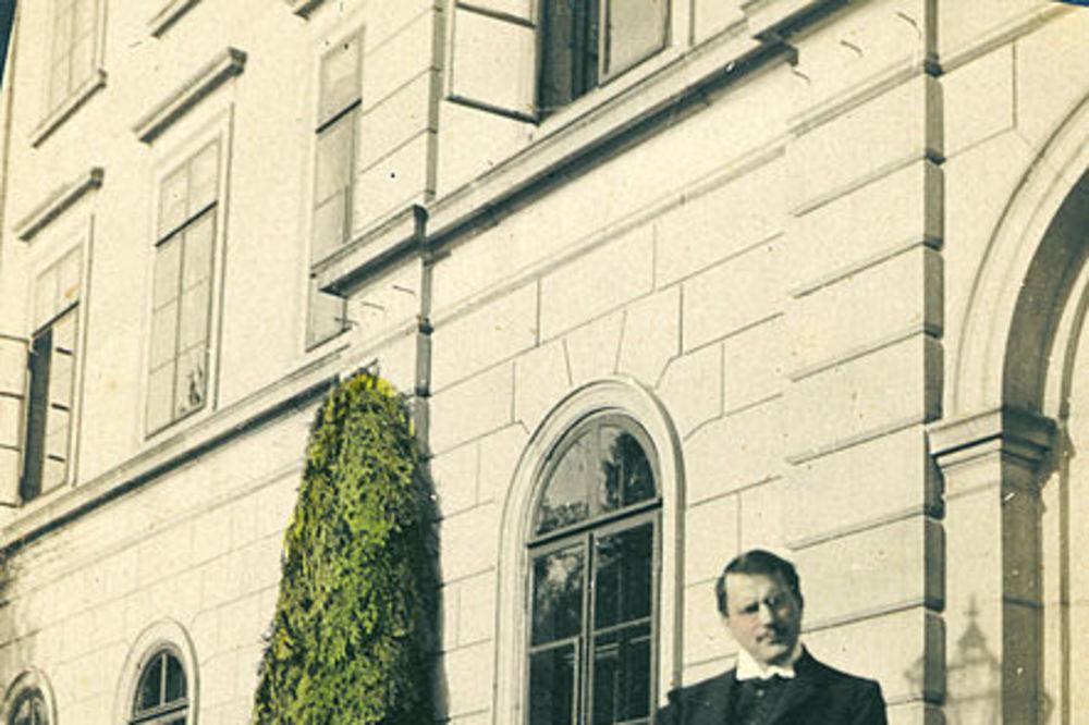 Karl Gustav Jung, psihologija, foto wikipedia