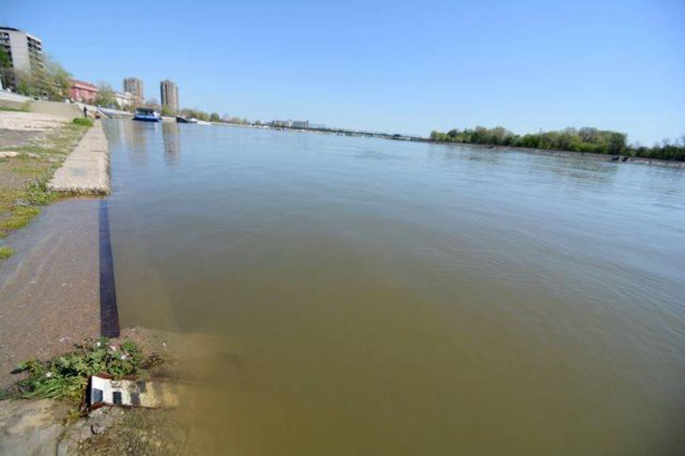 RHMZ: Na 10 reka vodostaji u umernom porastu!
