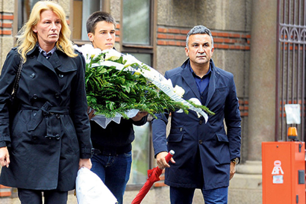 Dijana, Đorđe i Srđan Đoković