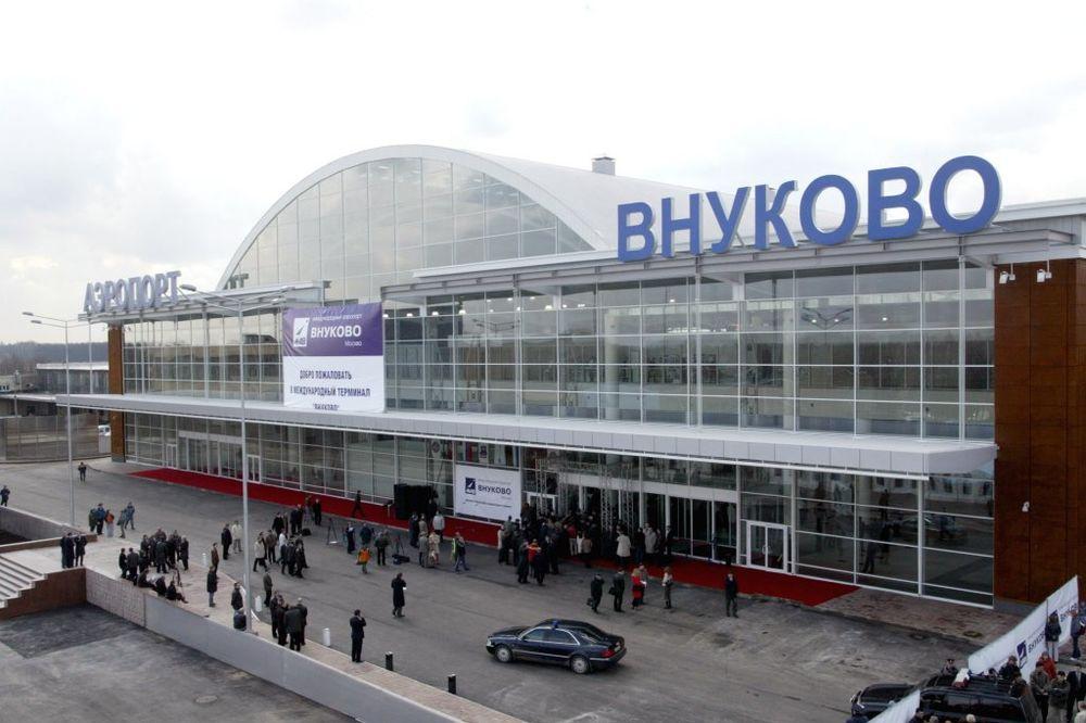 Moskva: Pet žrtava pada privatnog falkona na Vnukovu