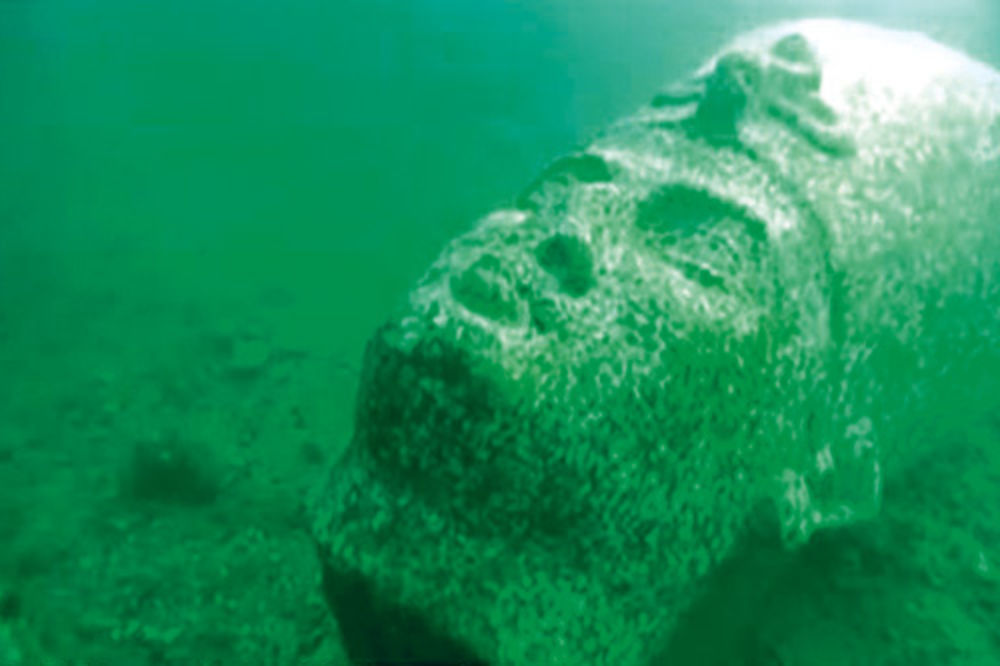 Egipat, blago Atlantide, otkriće,