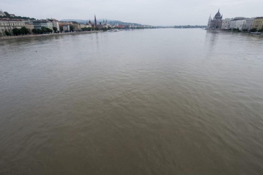 Rekordan vodostaj Dunava u Budimpešti