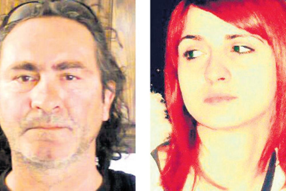 Ostao bez mezimice... Dragiša Milošević i ćerka Anđelka
