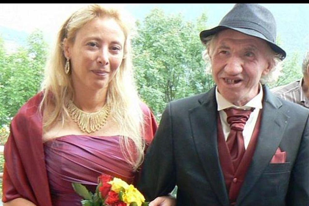 Crna udovica: Venčanje Sandrin i Marsela