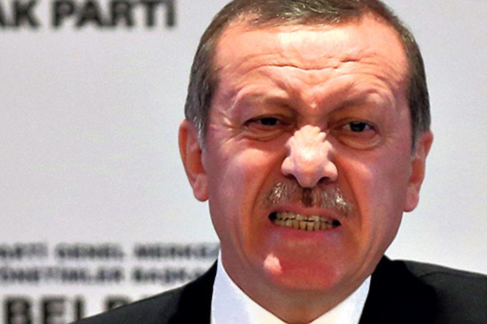TURSKA SPREMA INVAZIJU: Napašćemo Siriju i reći da idemo protiv Al Kaide