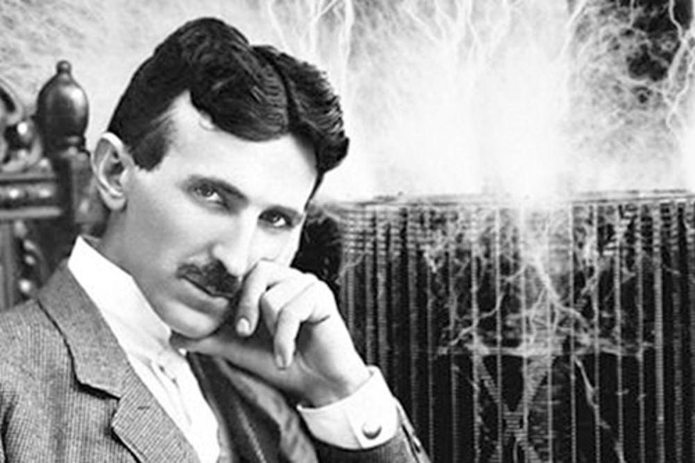 Nikola Tesla, snimanje filma, film Tesla gospodar sveta, Vladimir Rajčić, Predra