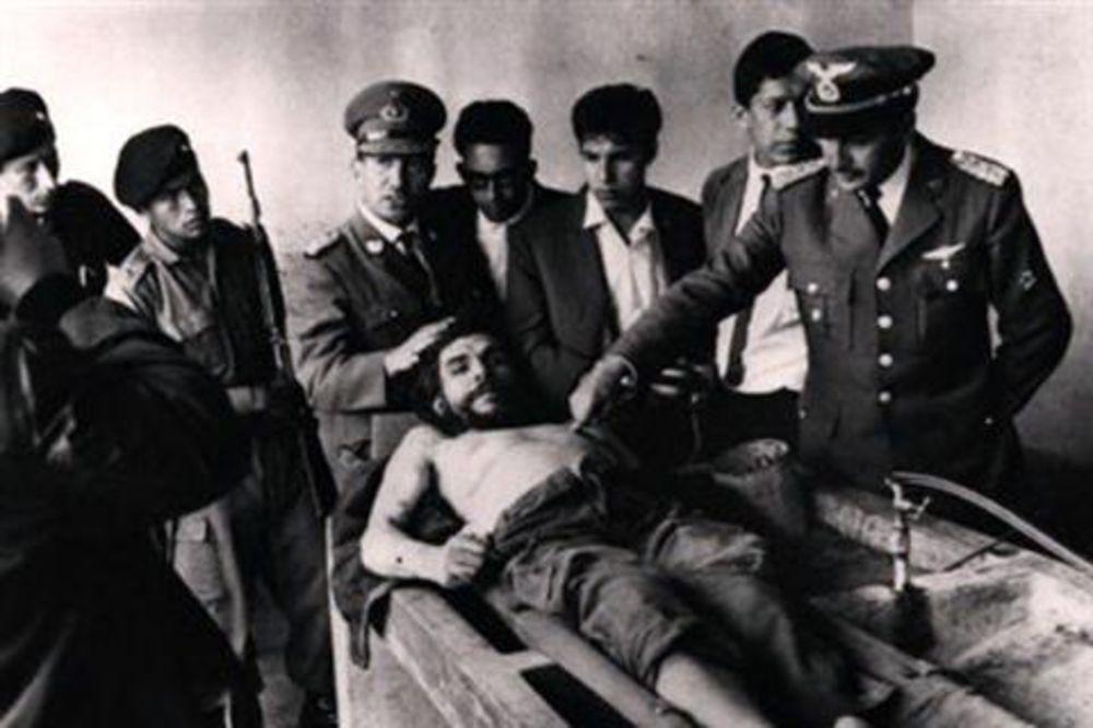 Dolaz: Telo ubijenog revolucionara