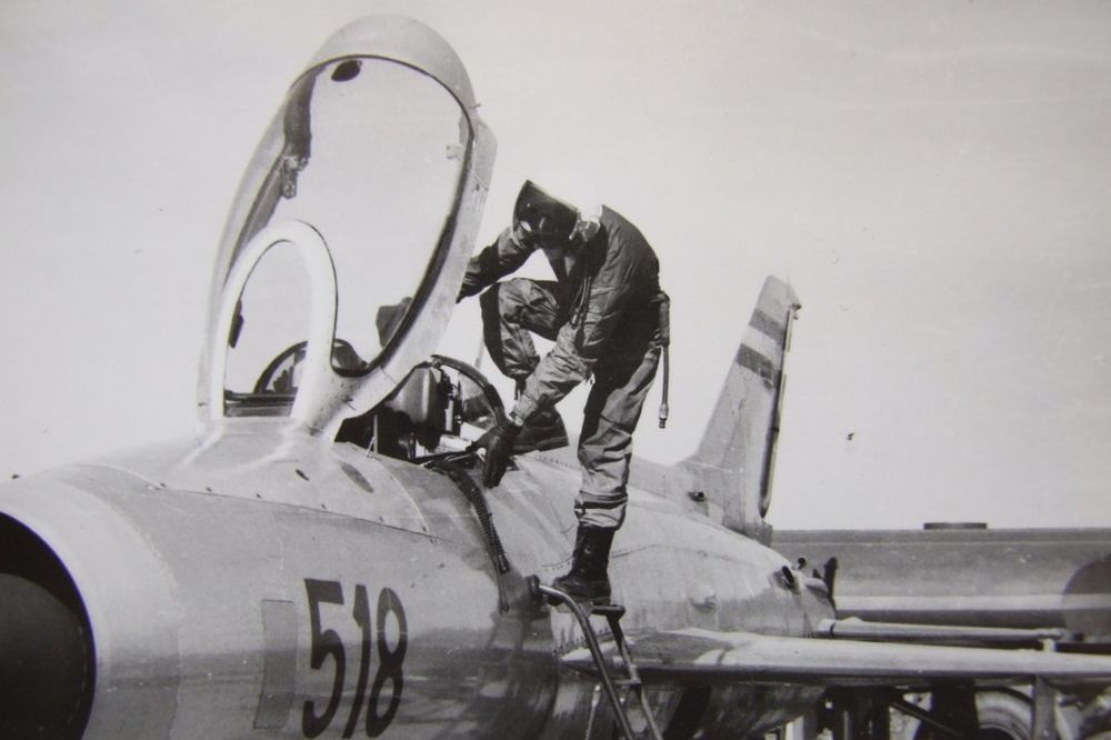 Pilot Suad Hamzić