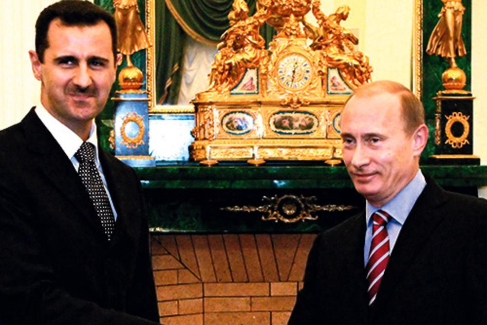 Putin i Asad gaze islamiste u Alepu, Turci i Saudijci hoće u rat!