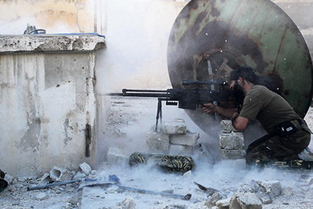 SIRIJA: Maloletnik (17) sa Kosova poginuo u ratu u Siriji