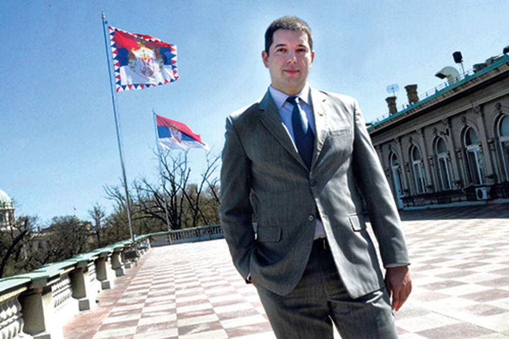 Đurić: Srbi i Albanci saveznici 2025?!