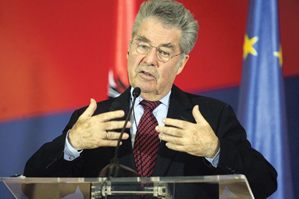 BALANSIRA ZBOG TURAKA: Austrijski predsednik ne ide u Jermeniju