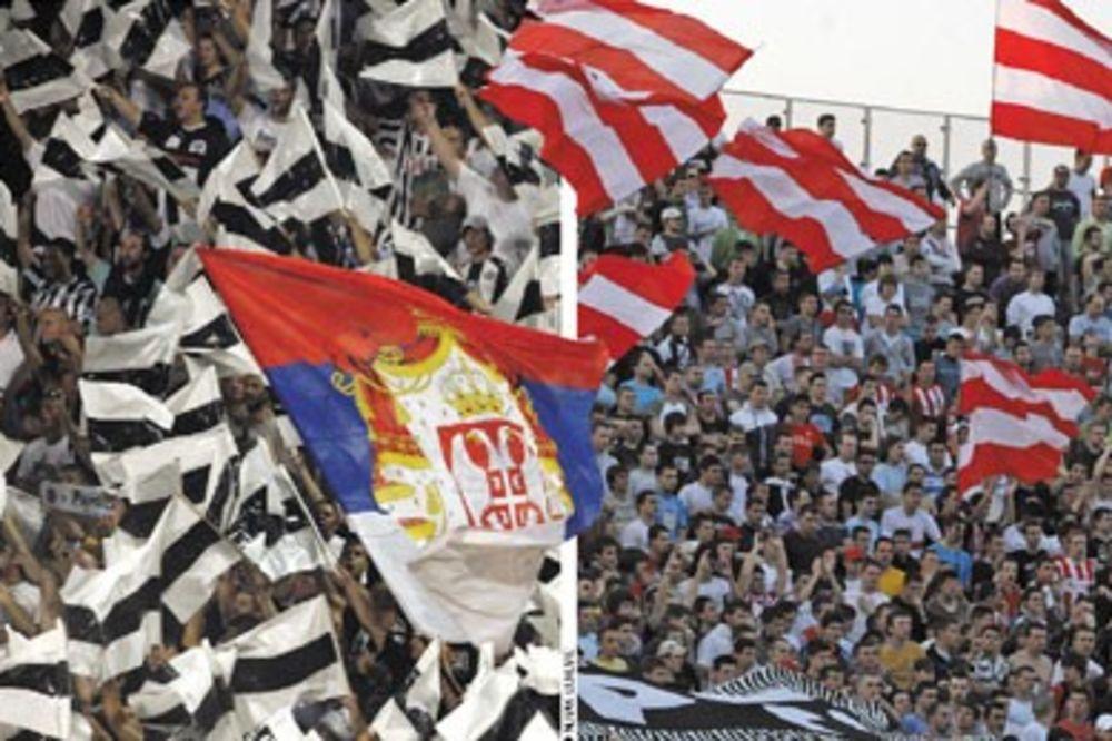 (VIDEO) 10 NAJVEĆIH NAVIJAČKIH UTAKMICA: Večiti derbi Partizana i Zvezde na prvom mestu