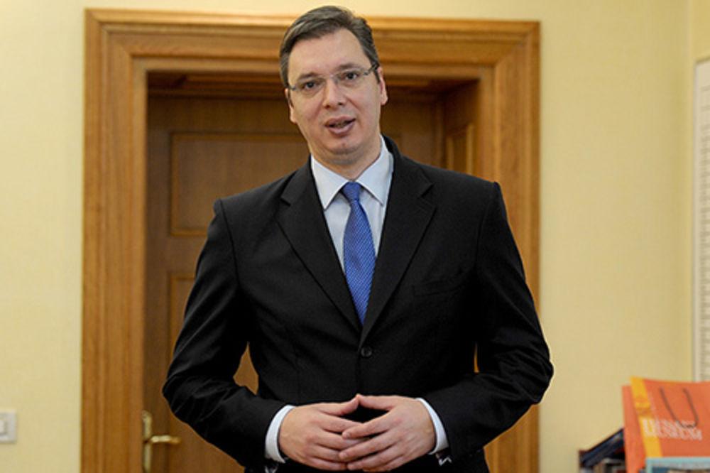 SASTANAK SA PREDSEDNIKOM KINESKOG CENTRA ZA ISTRAŽIVANJE: Vučić danas sa Li Vejom