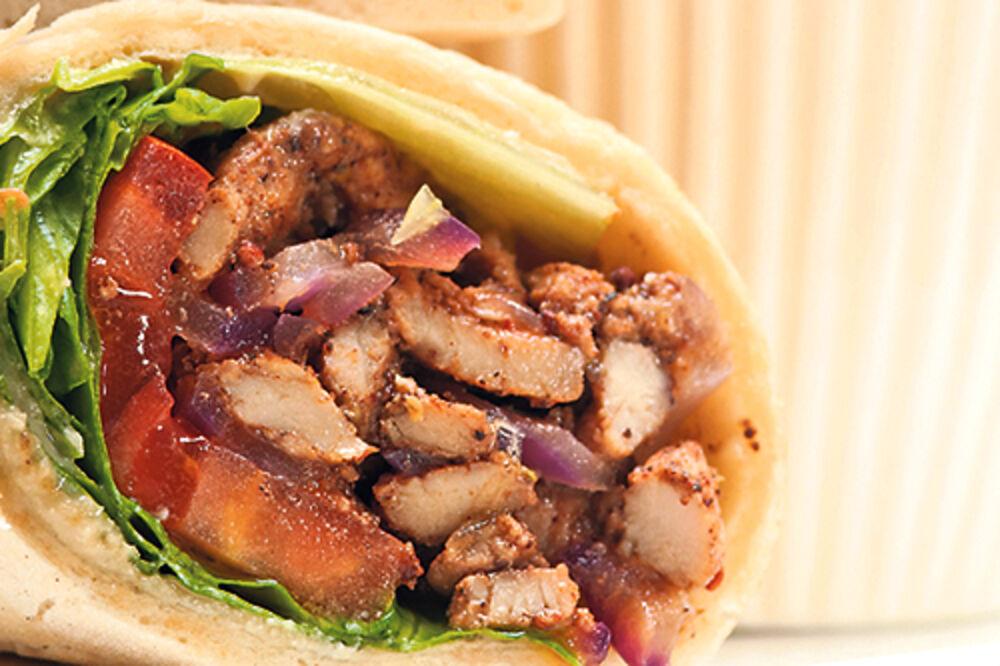 Giros (grčki kebab)