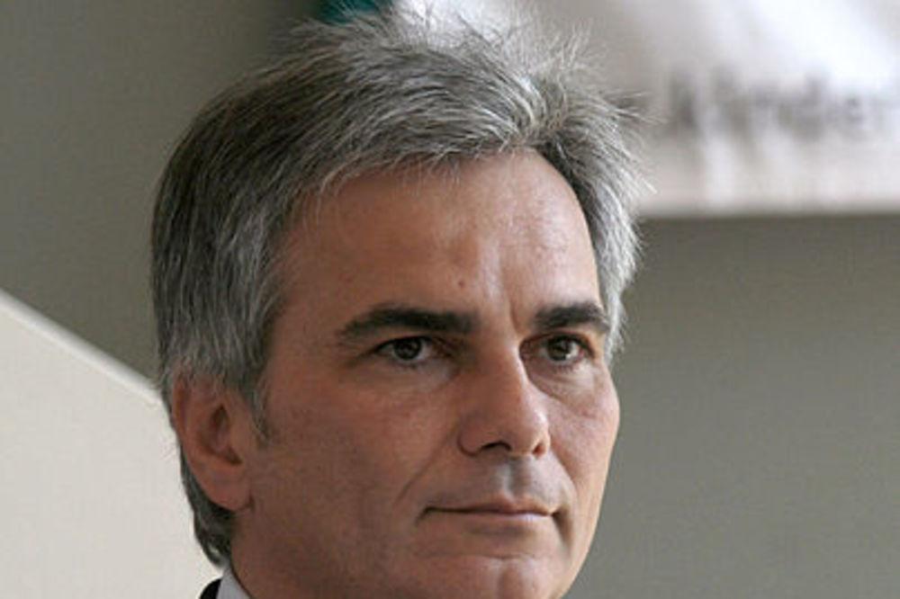 AUSTRIJA SE BORI SA VIRUSOM: Kancelar Fajman pao u krevet!