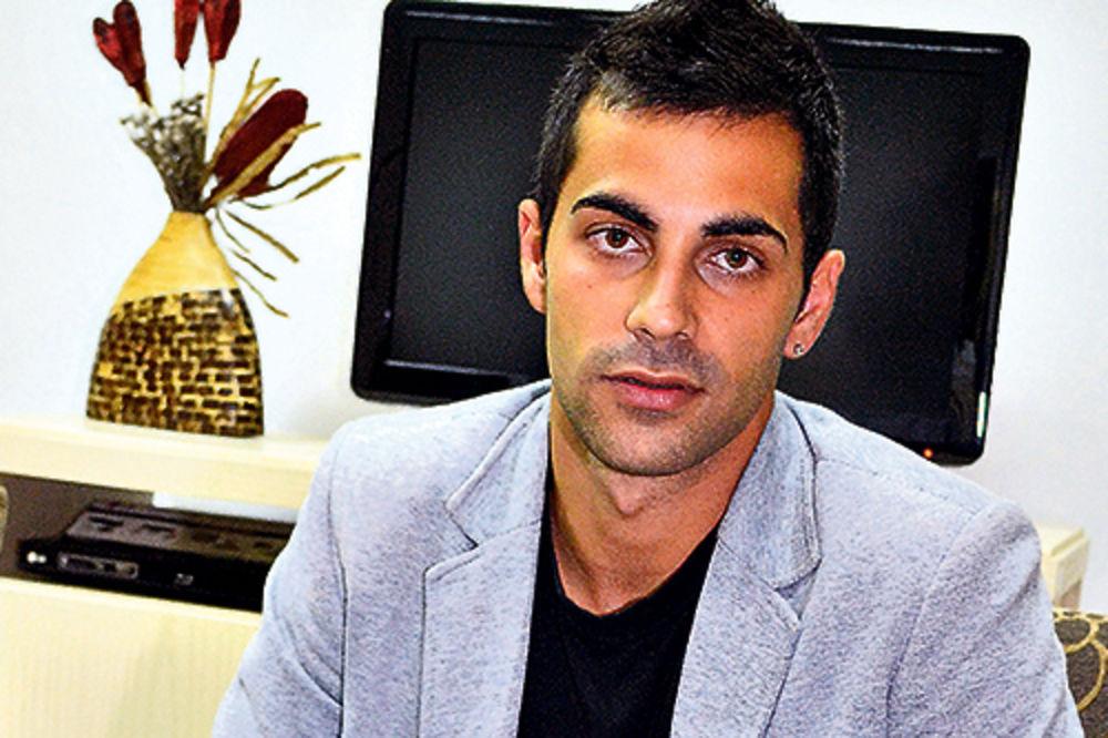 programa, Filip Panajotović je izneo oštre stavove na Tviteru