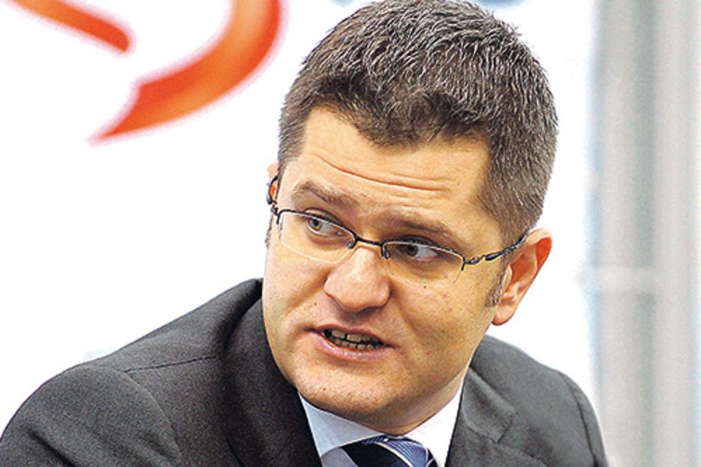 Jeremić odbio poziv Pajtića da podrži DS